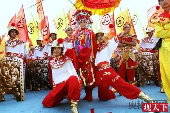 冼夫人文化节:海南最大规模的祭祀节日插图